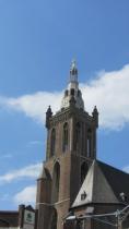 Andere Städte haben auch schöne Kirchtürme