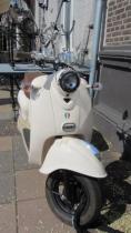 Moped fahrn .....