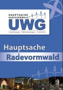 Wahl- und Kochbuch, Direktkandidaten Kommunalwahl 2014